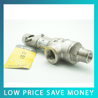 A21W 16P Stainless Steel Spring Safety Valve DN25