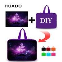 Coloful DIY Notebook Case 15 6 Laptop Bag 13 Custom 10 Tablet Ladies Handbag Case For