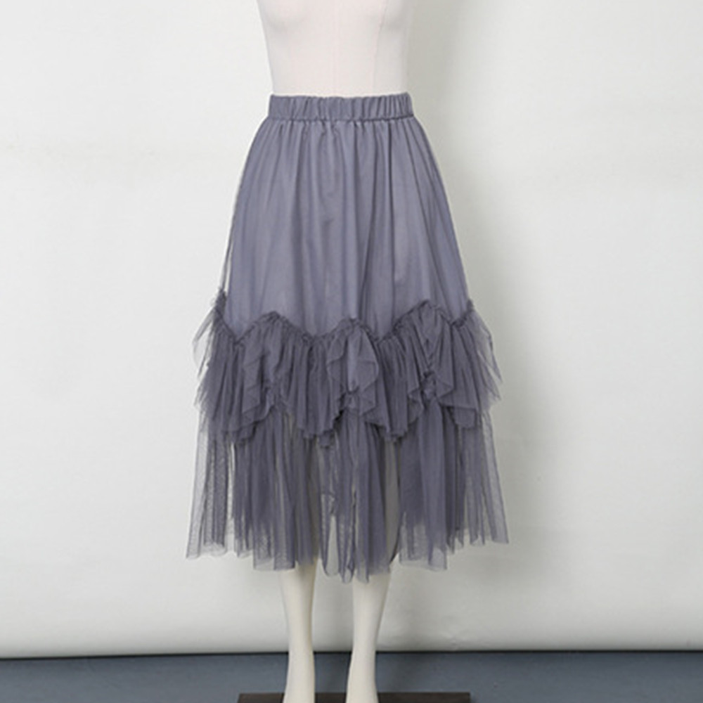 Popular Grey Flared Skirt-Buy Cheap Grey Flared Skirt lots from ...
