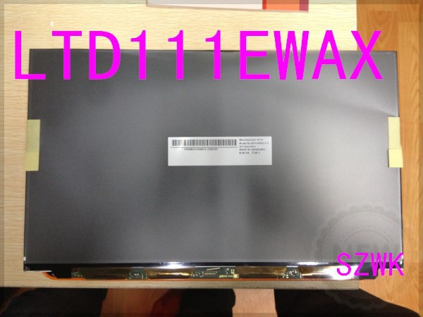LTD111EWAX LTD111EWAS 11.1 inch LCD screen The laptop screen Brand New A+ For SONY VGN-TZ Series notebook display ltd111ewax for vgn tz 11 1 wxga hd led slim 100