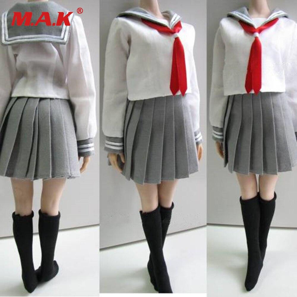 Custom 1:6 Scale Coat/& Skirt/&Belt Set Clothes PL62 F 12/'/' Female Body Figure