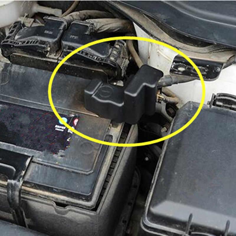 غطاء بطاريات الطاقة السلبية ABS غير القابلة للاشتعال في السيارة لون حياتي أغطية حماية البطارية لشركة هيونداي كريتا Ix25 2015-2017
