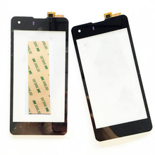 """4.7 """"Pantalla Táctil Digitalizador Para Highscreen Omega Prime S Panel de Pantalla Táctil Reemplazo Del Sensor de Cristal Envío Gratis + 3 m etiqueta"""