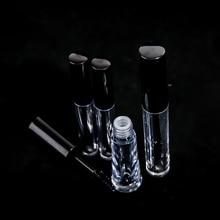 1 мл/2 мл/3 мл/10 мл модная пустая черная туба с расческой для ресниц тушь для ресниц Крем флакон контейнер многоразовые бутылочки аксессуары для макияжа