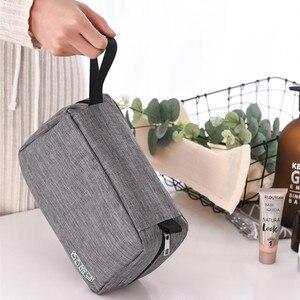 Image 2 - Multi Funzione Sacchetto Di Immagazzinaggio Hanging Organizer Da Viaggio Impermeabile Dei Bagagli Portatile Organizzatore Bagno di Cortesia Cosmetici Sacchetti di Trucco