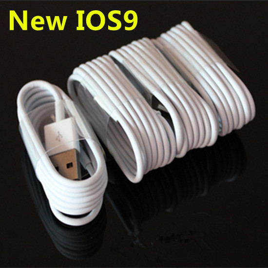 usb Charger lowest price 2000 pcs lot 8 pin Data Sync Adapter Charger USB cable charger