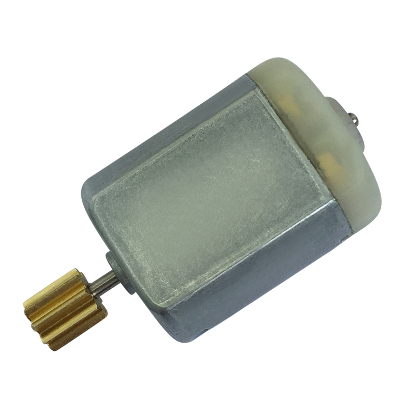 FC-280SC with Wheel Gear M0.7x9T Car Denso Micro Motor Rear View Mirror Car Auto-Door Lock Motor 12V 11800RPM DIY