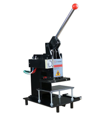 printing area: 100x 150mm tabletop small hot foil stamping machine