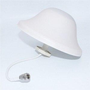 Image 3 - 3G 4G antenna 4G Omni antenna 800 2500Mhz GSM antenna del soffitto 5dBi N femmina per mobile del segnale ripetitore amplificatore