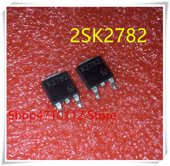 NEW 10PCS/LOT 2SK2782 K2782 TO-252 IC