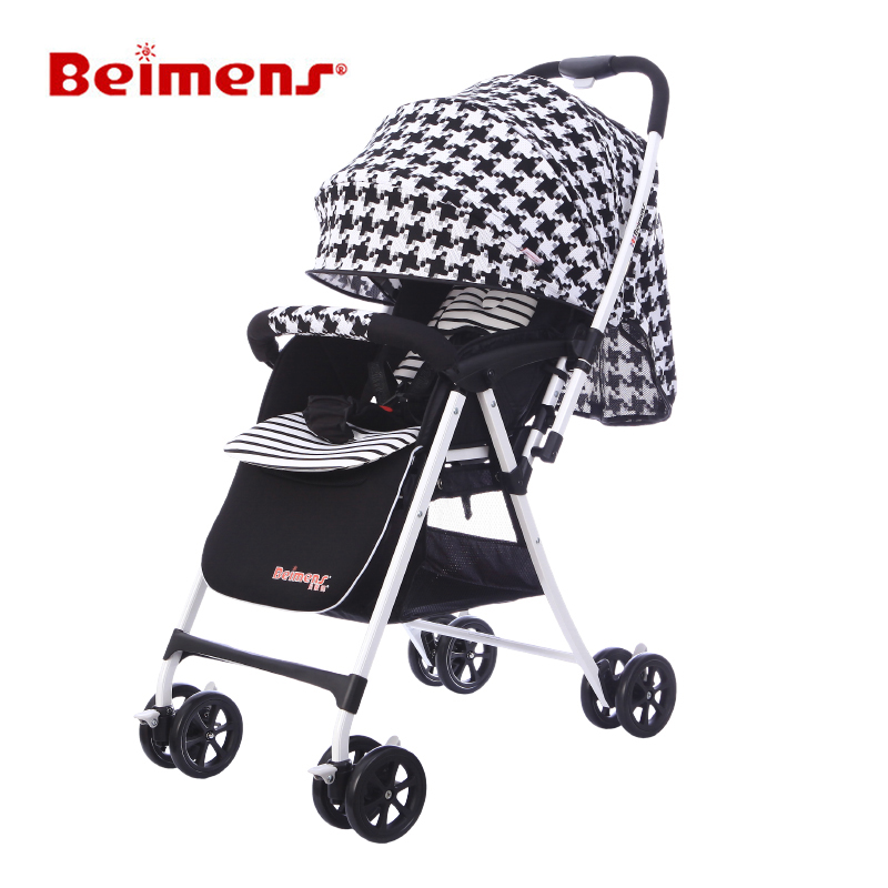 2018 hot Sale High Landscape  and 80 cm Sleep seat  Baby Strollers Super Light  0-36 baby use hot sale hot sale car seat belts certificate of design patent seat belt for pregnant women care belly belt drive maternity saf