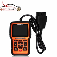New Release FOXWELL NT510 Full System Auto Diagnostic Tool ABS SRS Airbag EPB Oil Light Reset Multi System Scanner Fast Shipping