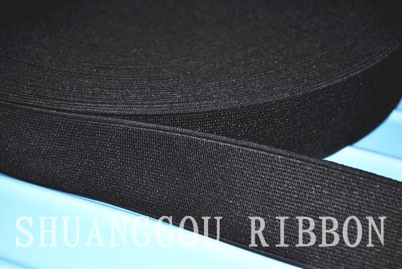 Stretchrite 1 ''(25mm) 너비 x 5 미터 탄성 코드. 탄성 - 예술, 공예, 바느질