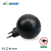 Gratis ShippinAosion AN-A329 indoor Home Mini ultrasone Mosquito Fly Bug repeller pest insect weigeren controle repelente EU plug