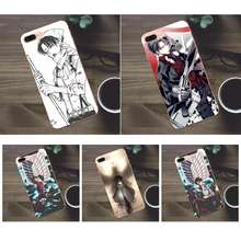 Attack On Titan Phone Case For iPhone & Samsung Galaxy