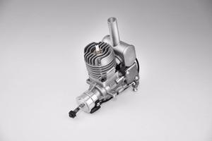 Image 2 - RCGF 10cc Benzine/Benzine Motor w/Achter/Side Uitlaatpijp 10 ccRE/10 ccBM voor RC model Vliegtuig