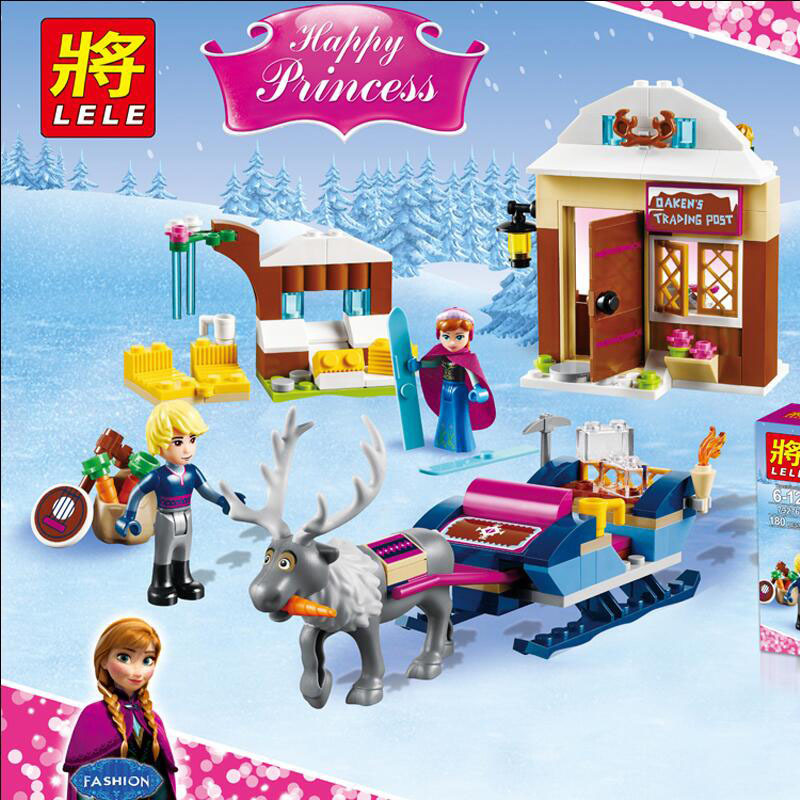 JZ Model Building Compatible lego Lego J79276 180Pcs Model Building Kits Classic Toys Hobbies Princess