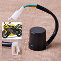 12V DC 3 Wire Round Turn Signal Relay Flasher fit for GY6 50cc 125cc 150cc 250cc Motorcycles Scooters Moped ATV