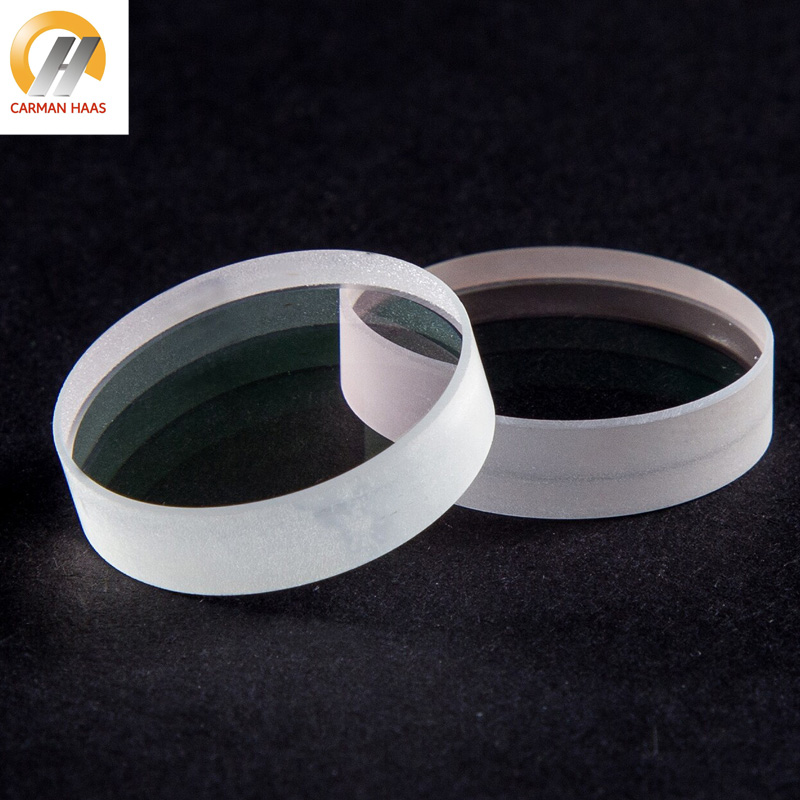 CARMANHAAS Spherical Focusing Lens D30 F125 2Pcs OEM Quartz Fused Silica Focus Lens Fiber Laser 1064nm for BT240 RAYTOOL