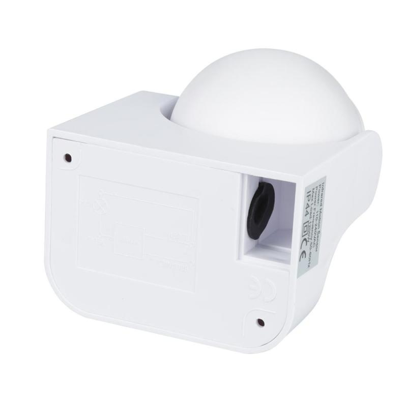 QIACHIP AC 220V 50/60 Hz 180 Degree Outdoor Light IP44 Security PIR Infrared Motion Sensor Detector Movement Smart Home Switch