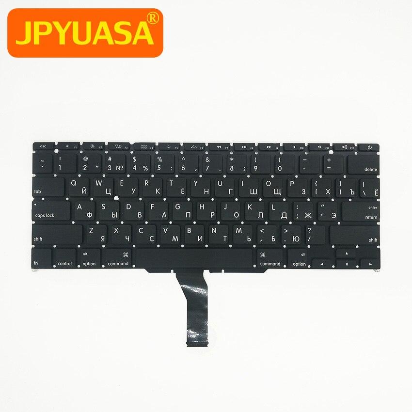 Marke Neue Kleine Enter-Taste RU Russische tastatur Ersatz Für MacBook Air 11
