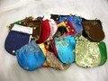 100 штук китайский шелк ювелирные изделия сумки