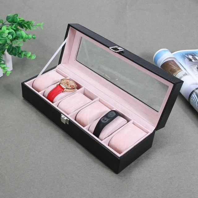 Fashion Watch Leather Cases