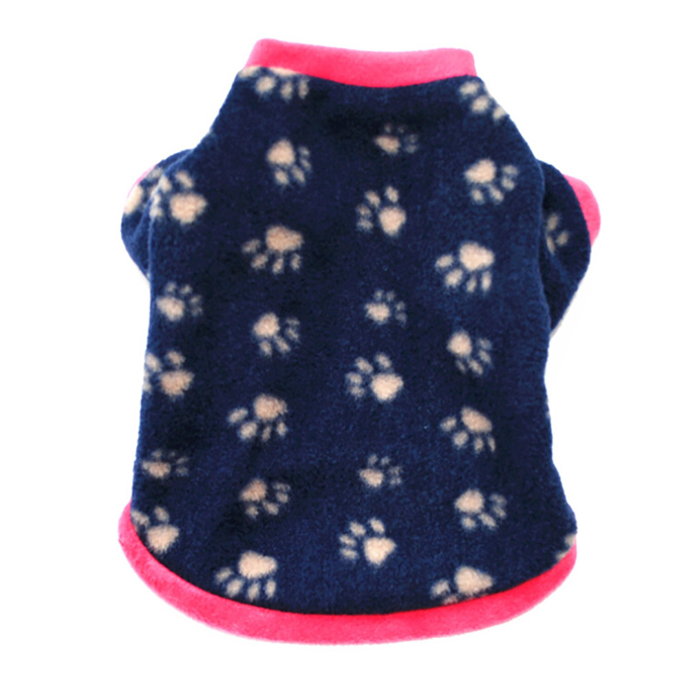 XS-L Autumn Winter Dog Clothes Fashion Pet Cat Villus Warm Sweater Puppy Doggy Apparel Clothing Dropshipping Sep7