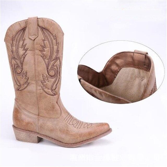 square toe cowboy boots 2