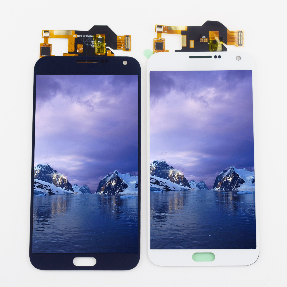 3 Color For Samsung Galaxy E7 E700 E700F E7000 E7009 Touch Screen Digitizer Sensor Glass Panel + LCD Display Monitor Assembly3 Color For Samsung Galaxy E7 E700 E700F E7000 E7009 Touch Screen Digitizer Sensor Glass Panel + LCD Display Monitor Assembly