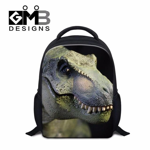 66b092d787 Jurassic Park Theme kids backpacks Dinosaur printing kindergarten shoulder school  bags mini children bookbags for boys bagpack