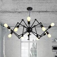 vintage pendant lights Iron loft lamps Nordic Retro Light Industrial style cage pendant lamp Restaurant Lighting pendant lustre