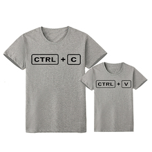 New Family CTRL + C CTRL + V Clothes