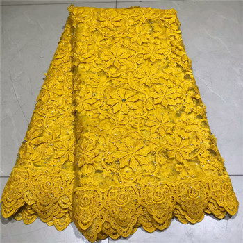 2019 latest high quality African tulle lace fabric with stone tulle lace fabric wholesale price Nigerian lace fabric 2L3065-2867