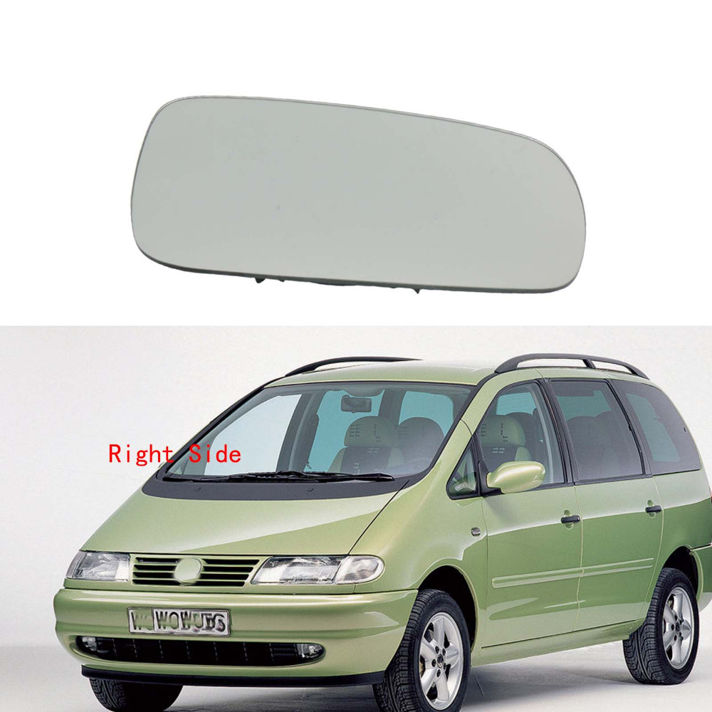 FORD GALAXY 2006-2009  DOOR MIRROR ELECTRIC PRIMED /& INDICATOR DRIVERS RIGHT