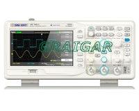 The Latest Version All New SDS1202DL 2 Channels 1 Ext Trig Siglent 200MHz Digital Storage Oscilloscope