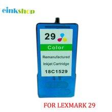 1pcs For Lexmark 29 Ink Cartridge for X2500 X2550 X2530 Z1300 X2510 X5075 Z1310 X5490 X5495 Z845 Z1320 X5070