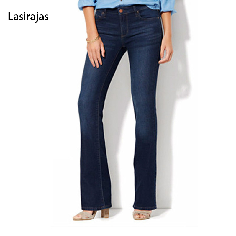 Online Buy Wholesale bell bottom jeans for women from China bell ...
