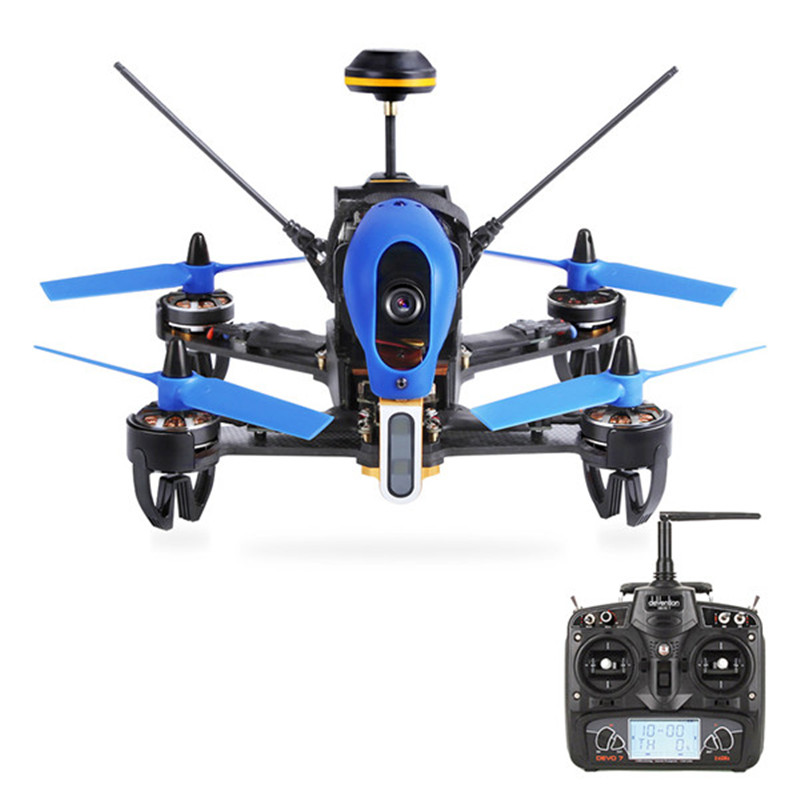 Walkera F210 3D Edition With Devo 7 transmitter racing Drone quadcopter with OSD / 700TVL Camera RTF 2.4GHz