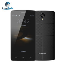 HOMTOM HT7 5.5 Inch 3G MTK6580 1.0GHz Quad Core 1GB RAM 8GB ROM Smartphone 1280*720 HD 3000mAh Battery 2MP+5MP Camera Android5.1