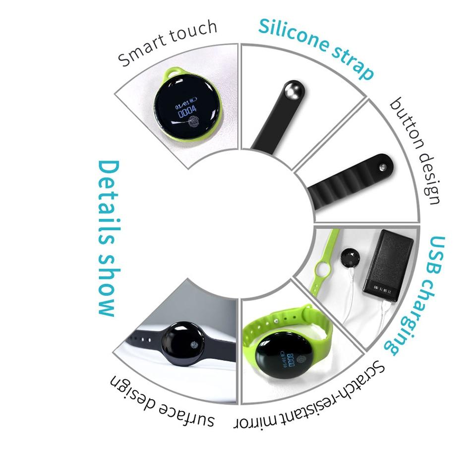 SANDA Bluetooth Smart Watch Men Women inteligente Sport Digital Clock For IOS Android Pedometer Fitness Smartwatch For iPhone 27
