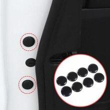 12pcs Car Door Lock Screw Protector Covers Trims For Hyundai Solaris IX35 Tucson car Accessories