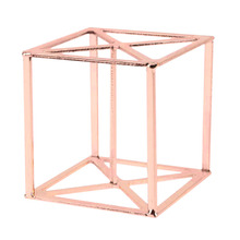Hot Square Base Cosmetic Sponge Powder Puff Blender Display Drying Stand Holder Rack Support Makeup Beauty Tool Kit Suppo