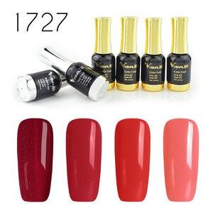 Image 2 - VENALISA Nail Gel Polish Set 12ml For Nail Salon Manicure Soak Off LED UV Gel Lacquer Long Lasting Nail Enamel Gel Varnish