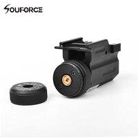 Puissance Vert Dot Laser Vue Rapide Détacher 20mm Rail Mount pour Fusil Pistolet Glock 17 19 22