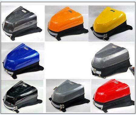 Tout nouveau sac de queue de moto étanche multifonction moto siège arrière sac moto cavalier sac à dos moto réservoir
