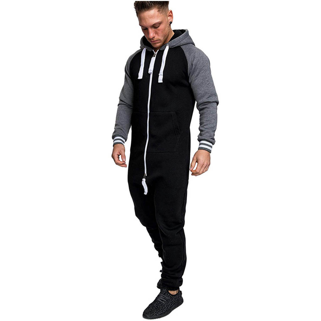 Men's Sporting Unisex Jumpsuit...