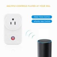 Broadlink EU US UK AU Socket Smart Wifi Power Plug Outlet 10A Timer Wireless Control Home