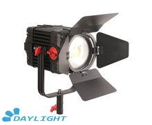 1 قطعة CAME TV بولتزن 150 واط فريسنل فوكوسابل LED ضوء النهار Led الفيديو الضوئي