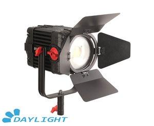Image 1 - 1 pc CAME TV boltzen 150w fresnel focusable led luz do dia conduziu a luz de vídeo